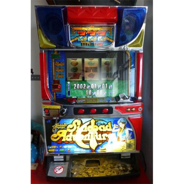 sinbad slot machine