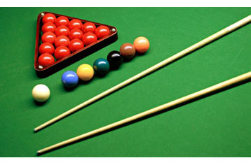 Snooker and Carom Tables