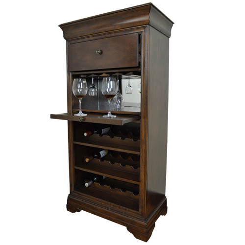 Bar Cabinet and Wine Storage