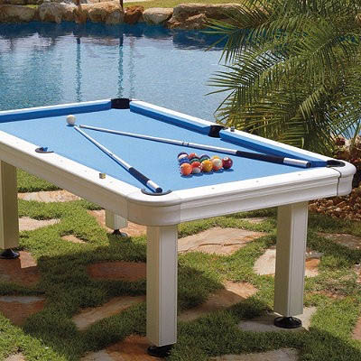 The Outdoor 7 Foot Pool Table
