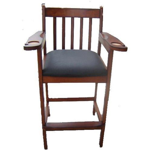 Slat Back Spectator Chairs