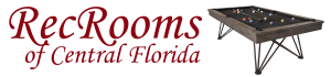 RecRooms of Central Florida logo