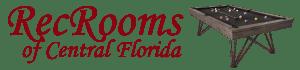 RecRooms of Central Florida logo