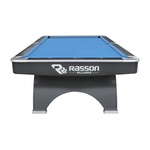RASSON OX 8-FT COMMERCIAL POOL TABLE