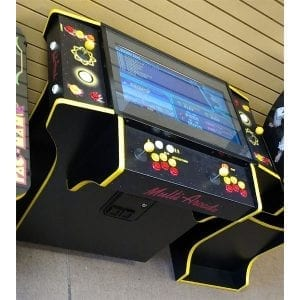 1162 in 1 Multi Arcade - 3 Sided