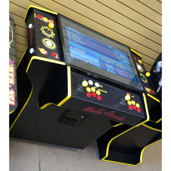 1162 in 1 Multi Arcade - 3 Sided