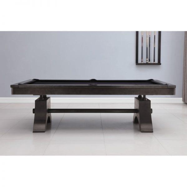 Jaxx Steel Pool Table