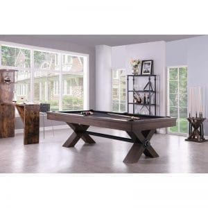 Vox Wood Pool Table